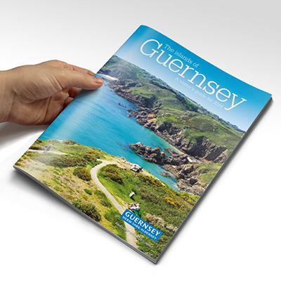 VisitGuernsey Visitor's Guide